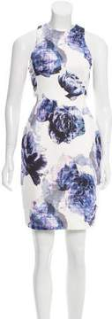 Finders Keepers Floral Printed Mini Dress w/ Tags
