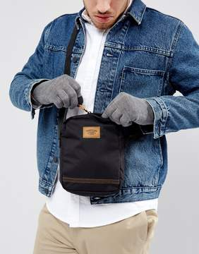 Timberland Crofton Flight Bag in Black