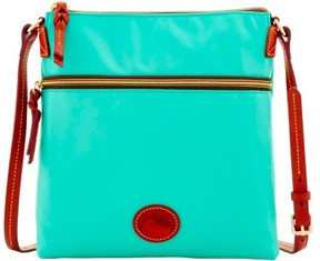 Dooney & Bourke Nylon Crossbody Shoulder Bag - MINT - STYLE