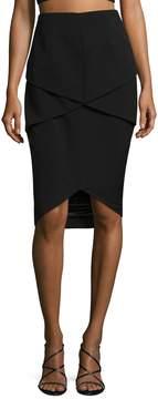 Aq/Aq Women's Hero Knee Length Skirt