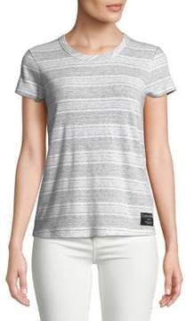 Calvin Klein Jeans Short-Sleeve Striped Tee