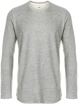 Edwin crew-neck sweatshirt