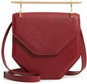 M2Malletier Amor Fati Calfskin Leather Shoulder Bag