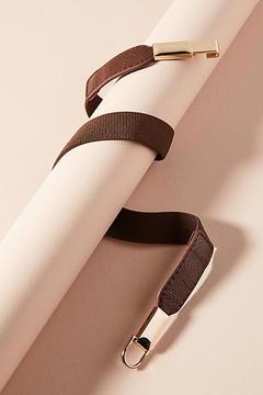 Anthropologie Twiggy Skinny Belt