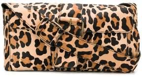 P.A.R.O.S.H. leopard shoulder bag