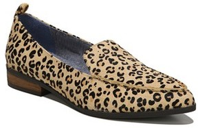 Dr. Scholl's Women's Elegant Genuine Calf Hair Loafer