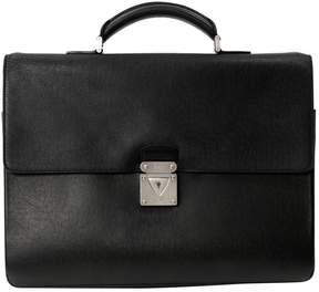 Louis Vuitton Monceau leather satchel