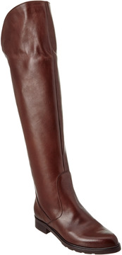 Charles David Berenson Leather Over-The-Knee Boot