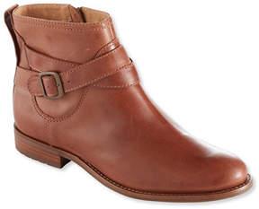 L.L. Bean Women's Westport Ankle-Strap Boots