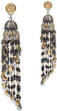 Azza Fahmy Tassel Earrings