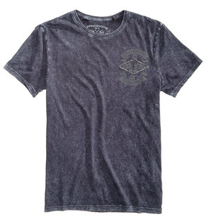 Buffalo David Bitton Men's Vintage Logo-Print T-Shirt