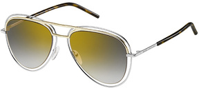 Safilo USA Marc Jacobs 7/S Aviator Sunglasses