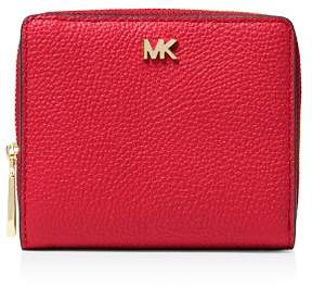 MICHAEL Michael Kors Money Pieces Leather Zip Around Wallet