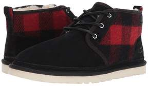 UGG Neumel Plaid Men's Lace up casual Shoes