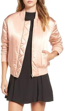 Finders Keepers Claude Bomber Jacket