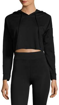 Electric Yoga Women's Cotton Favorite Hooded Sweater