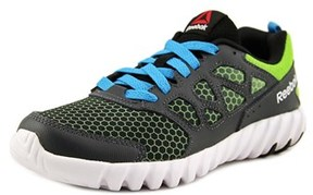 Reebok Twistform Blaze 2.0 Youth Round Toe Synthetic Multi Color Running Shoe.