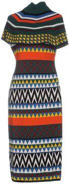 Stella Jean 3/4 length dresses