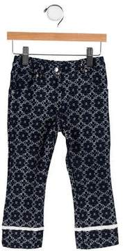 Ermanno Scervino Girls' Lace Pants