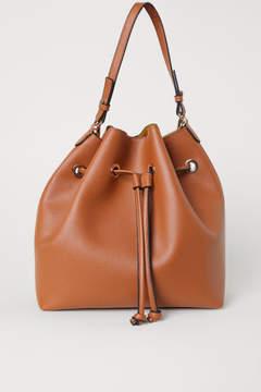 H&M Large Bucket Bag - Orange