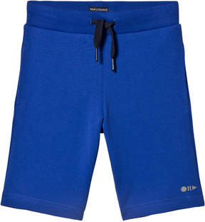 Mayoral Blue Sweatshorts