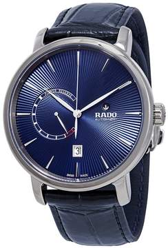Rado DiaMaster XL Automatic Blue Dial Men's Watch