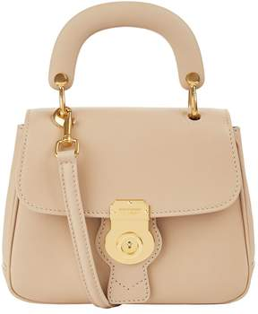 Burberry Small DK88 Top Handle Bag - YELLOW - STYLE