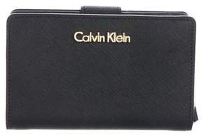 Calvin Klein Leather Compact Wallet