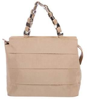 Salvatore Ferragamo Ruffled Handle bag
