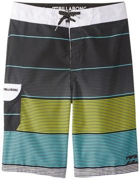 Billabong Boys' All Day OG Stripe Boardshort (820) - 8164107