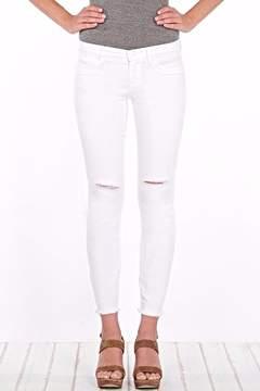 Henry & Belle Ankle Skinny White Jean