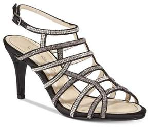 Caparros Womens Harmonica Open Toe Special Occasion Strappy Sandals.