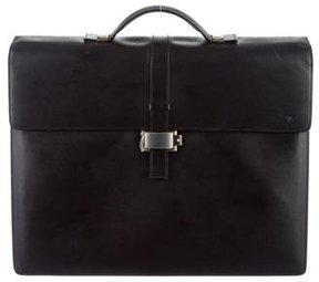 Montblanc Westside Leather Briefcase
