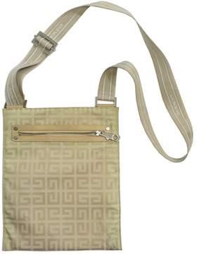 Givenchy Tan Monogram Messanger Bag