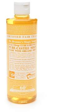 Dr. Bronner's 18-IN-1 Hemp Pure-Castile Soap Organic Citrus Orange