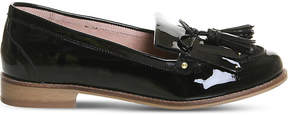 Office Extravaganza patent leather loafers