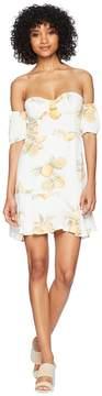 For Love & Lemons Lemonade Mini Dress Women's Dress