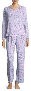 Karen Neuburger Long Sleeve Pajamas