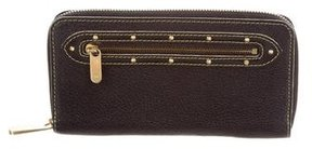 Louis Vuitton Suhali Zippy Wallet - BLACK - STYLE
