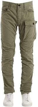 G Star Tendric 3d Tapered Cotton Cargo Pants