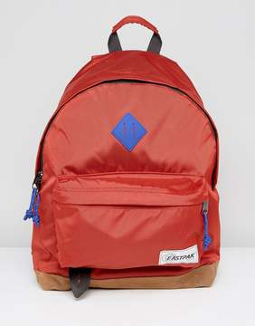 Eastpak Wyoming Backpack In Into Nylon Red