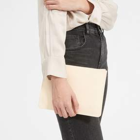 Everlane The Leather Zip Pouch