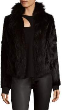 Generation Love Dasha Fur Jacket