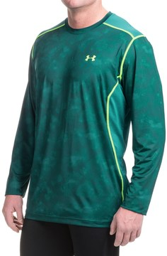 Famous Brand HeatGear® Raid T-Shirt - Long Sleeve (For Men)