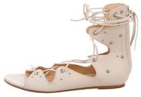 IRO Studded Gladiator Sandals