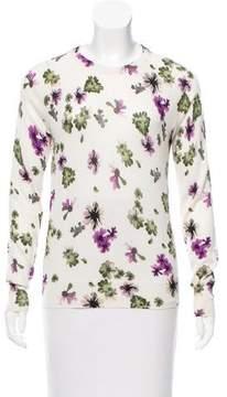 Equipment Silk & Cashmere-Blend Sweater