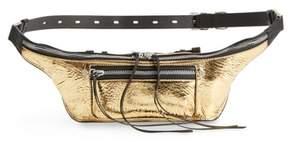 Rag & Bone Small Elliot Leather Fanny Pack