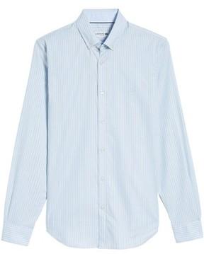 Lacoste Men's Slim Fit Stripe Shirt