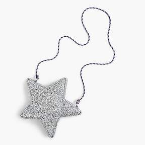 J.Crew Girls' glitter star bag