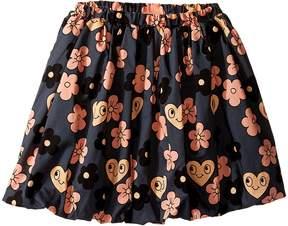 Mini Rodini Flowers Woven Skirt Girl's Skirt